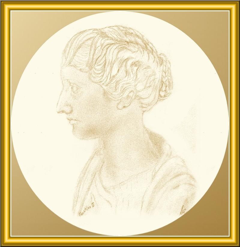 Fragment de monnaie de Faustine II ... ? Fausti11