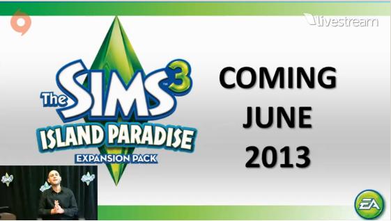 Les Sims™ 3 : Ile de Rêve Forum10