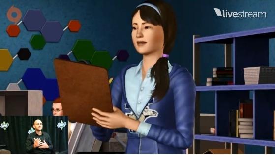 Les Sims™ 3 University Forum210