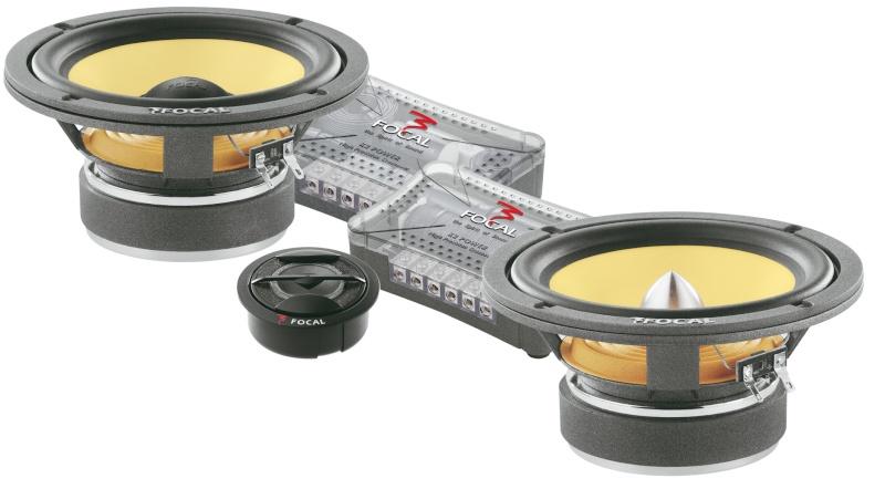 Problème kit éclaté focal k3p avec ampli audison lrx2 48410