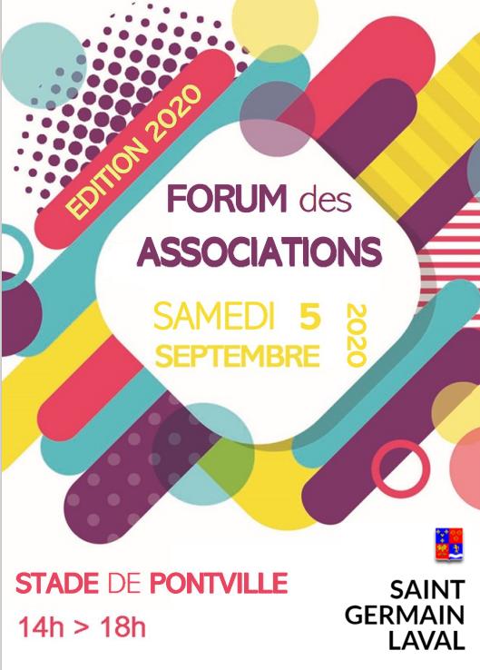 Forum des Associations aura lieu le 5 septembre 2020 Captur15