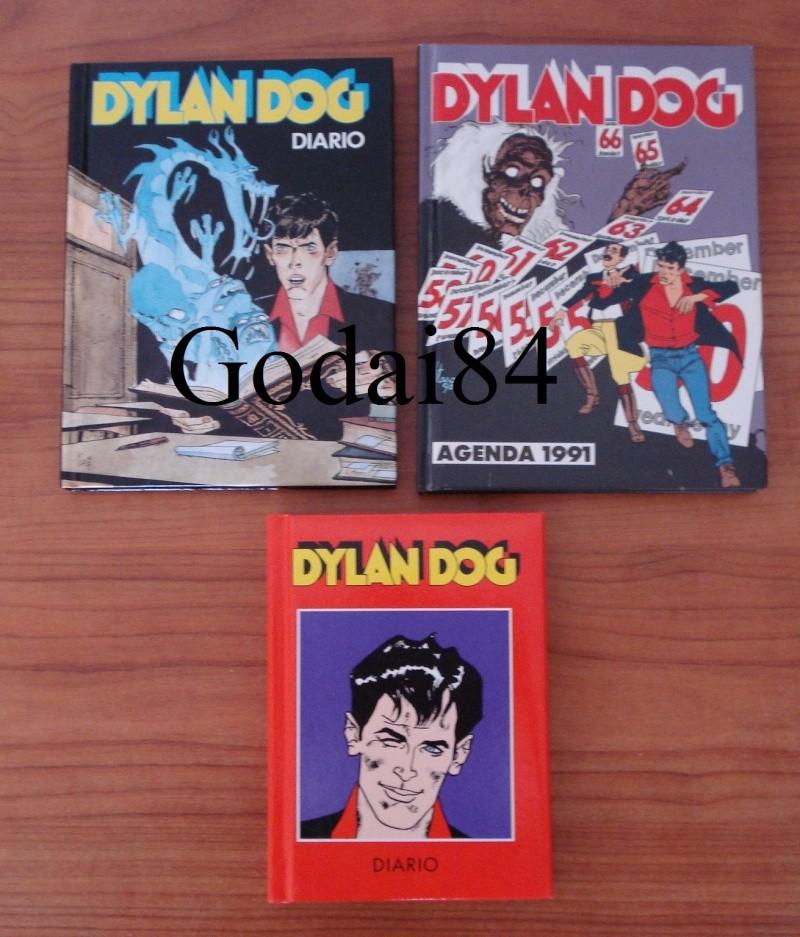 CERCO Materiale scolastico DYLAN DOG Gv211