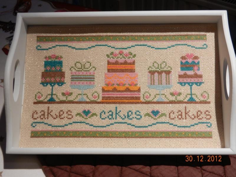8e objectif : sal cake party !!!! - Page 2 Travai10