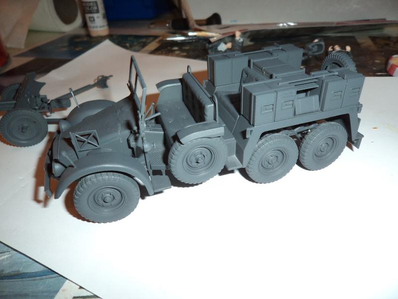 Krupp Protze kfz.69 with 3.7cm Pak Tamiya 1/35 [Terminé] Dsc00919