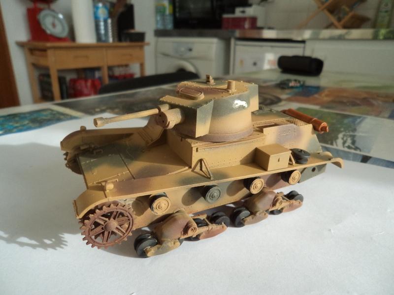 Krupp Protze kfz.69 with 3.7cm Pak Tamiya 1/35 [Terminé] - Page 2 Dsc01117