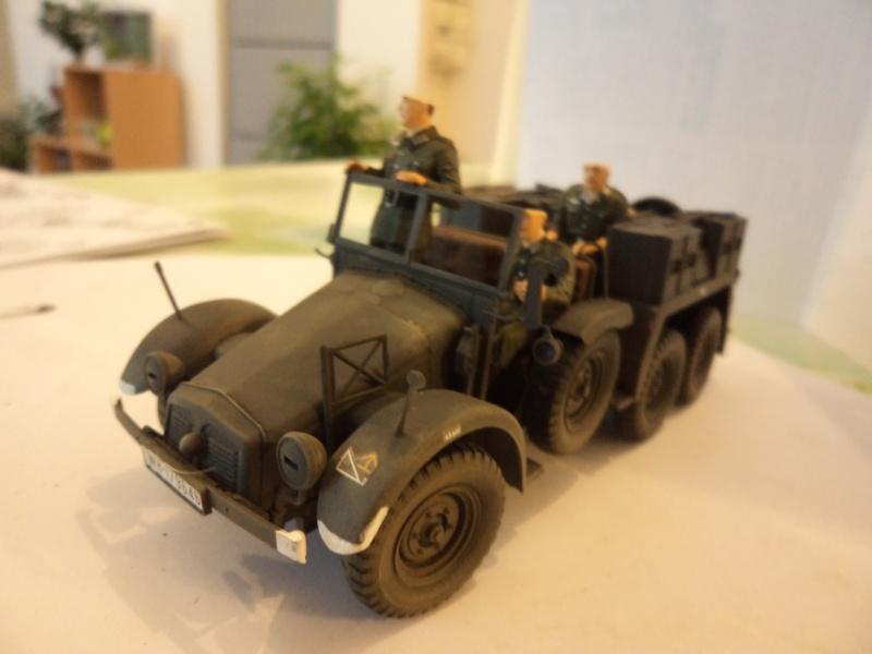 Krupp Protze kfz.69 with 3.7cm Pak Tamiya 1/35 [Terminé] - Page 2 Dsc01120