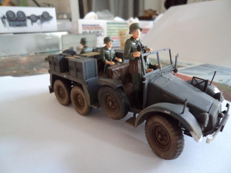 Krupp Protze kfz.69 with 3.7cm Pak Tamiya 1/35 [Terminé] - Page 2 Dsc01122