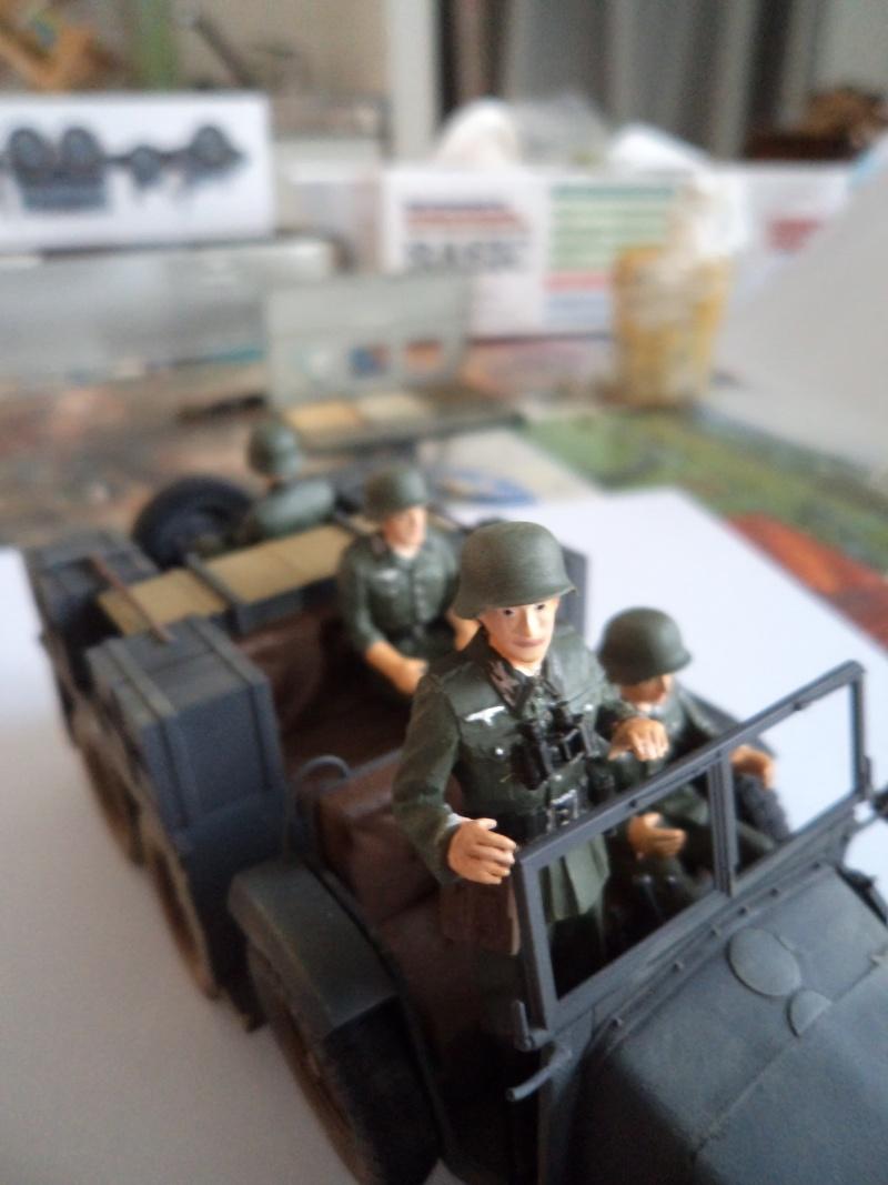 Krupp Protze kfz.69 with 3.7cm Pak Tamiya 1/35 [Terminé] - Page 2 Dsc01123