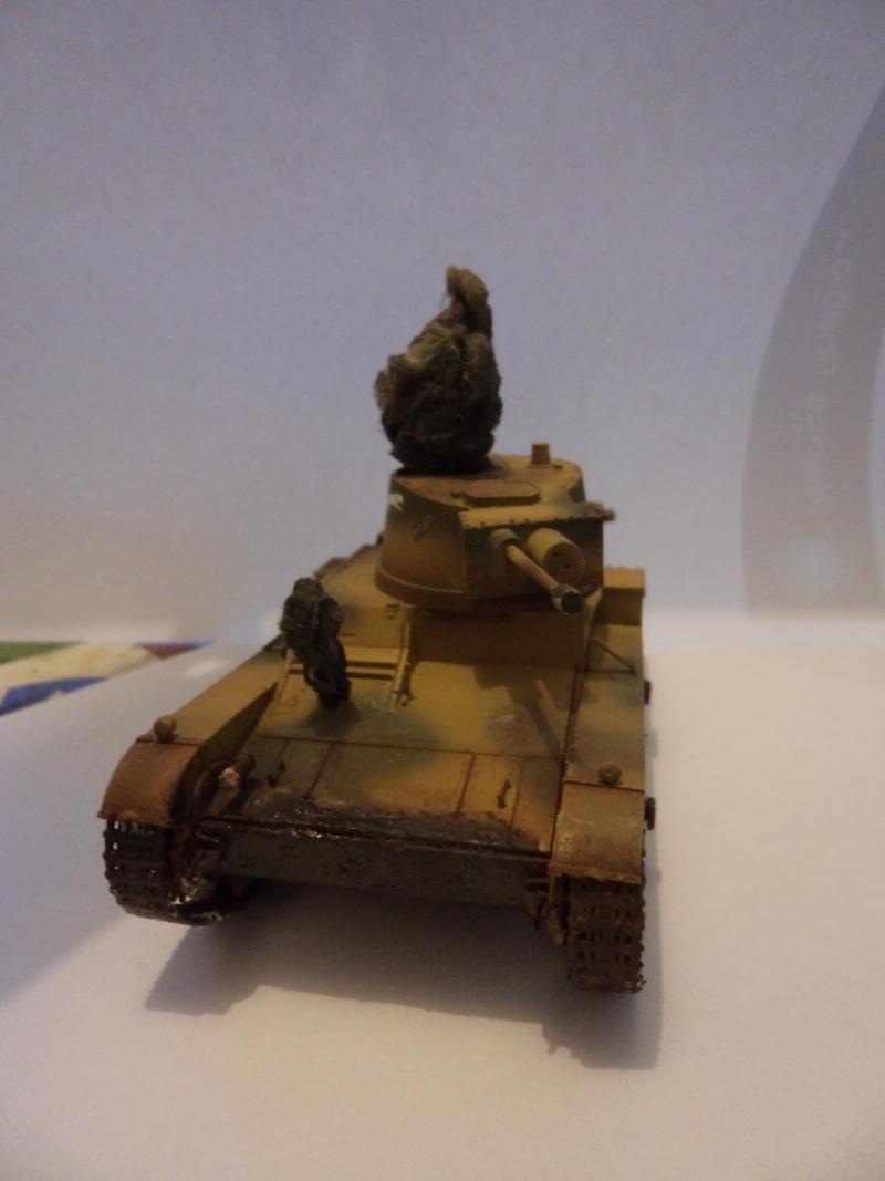 Krupp Protze kfz.69 with 3.7cm Pak Tamiya 1/35 [Terminé] - Page 2 Dsc01132