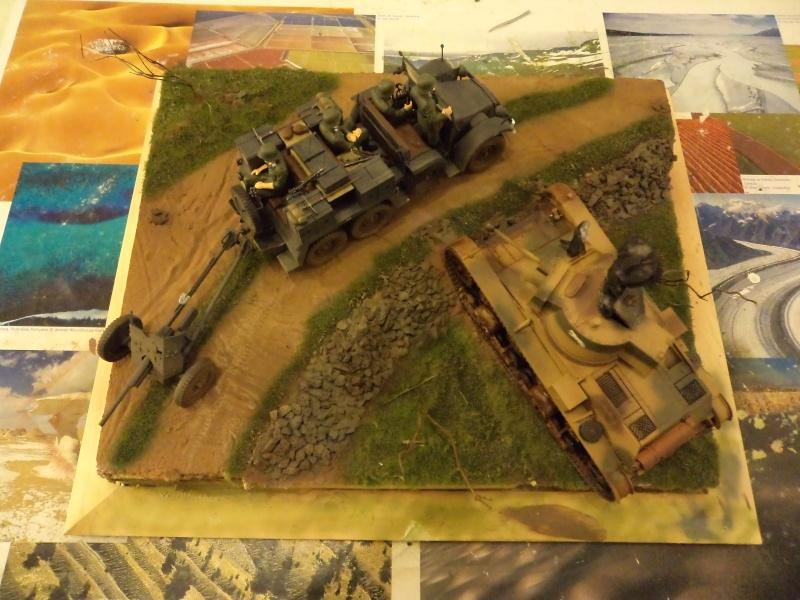 Krupp Protze kfz.69 + 7TP Pologne Dsc01133
