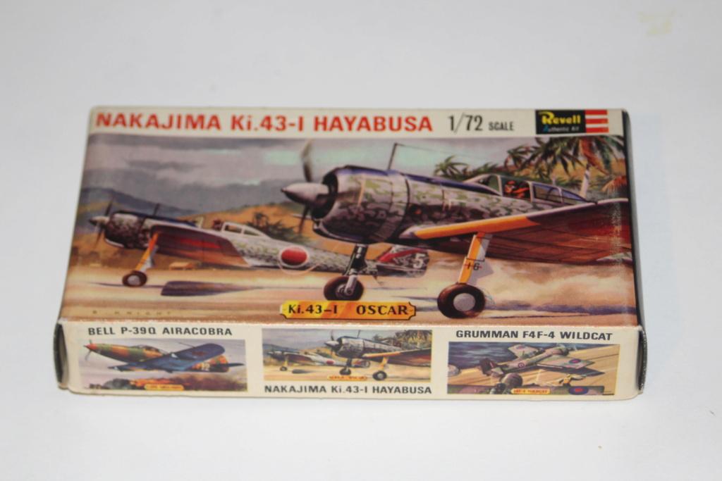 Ki.43-1 Hayabusa Oscar Revell  Img_7510