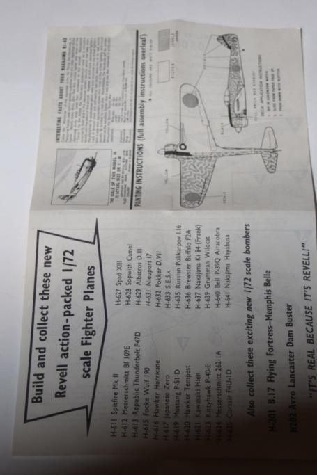 Ki.43-1 Hayabusa Oscar Revell  Img_7511