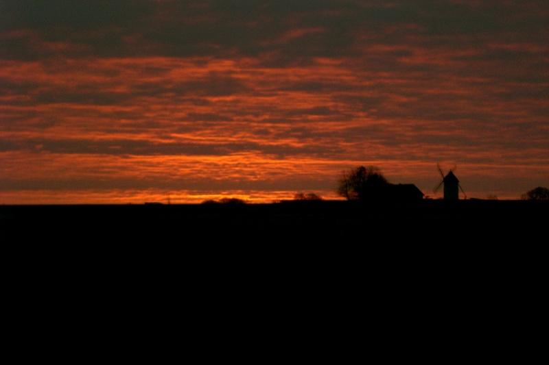lever de soleil Cimg1212