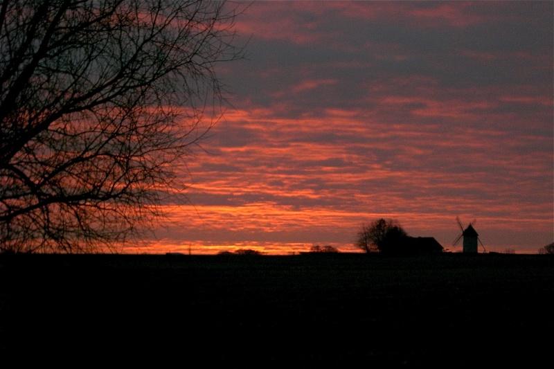 lever de soleil Cimg1213