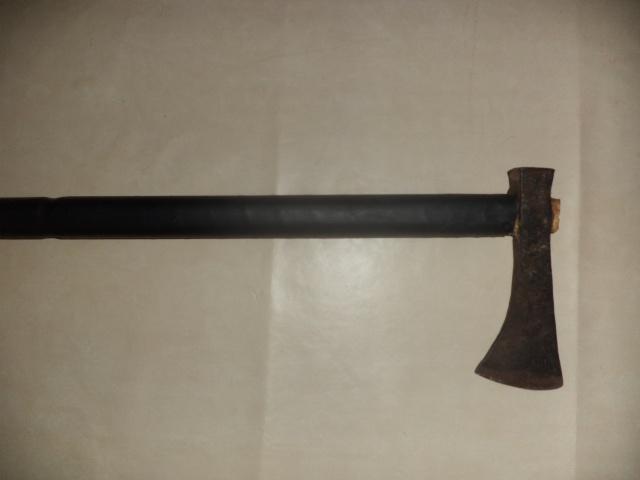 couteau, machette et hache fait maison  Dsc00216