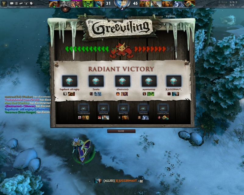 NEW GREEVILING GAME MODE ..! Dota_w10