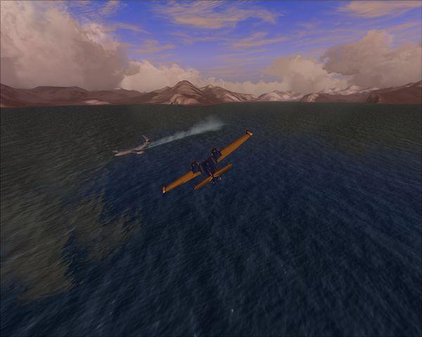 Une épave d'ékranoplane 2011-911
