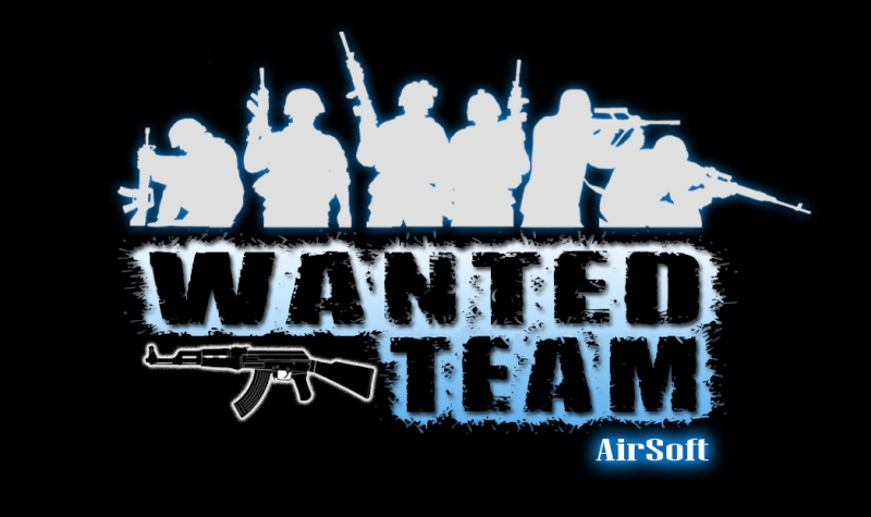 WANTED TEAM AIRSOFT