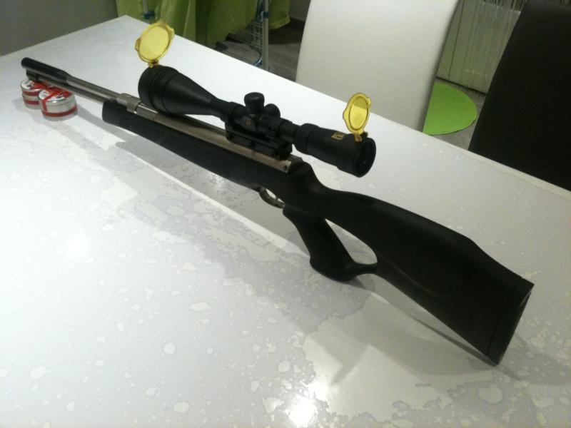 HW 97K Black Line Stainless '' NIKKO STIRLING 4,5-14X50 MD'' Img_4326