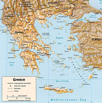 NEA KIOS (GRECIA) Mappa-10