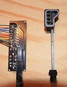 Commande signaux SNCB B-Models a 6 aspects avec TC 8 010