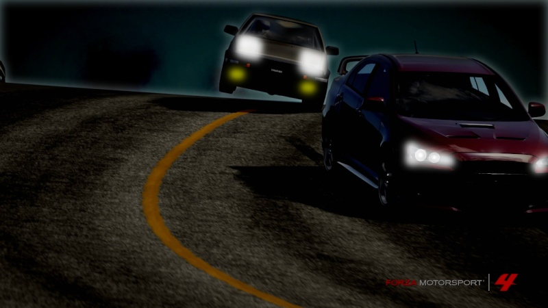 Show Your Touge Cars 86_vs_12