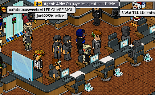 raid au FBI OF GOTHAM CITY Raid_210