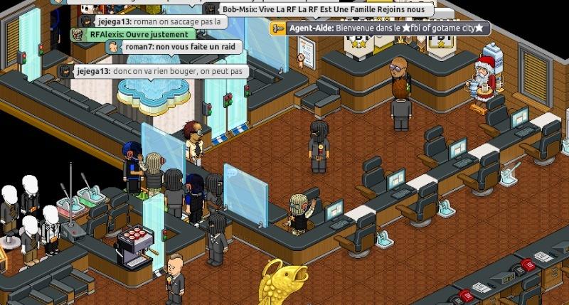 raid au FBI OF GOTHAM CITY Raid_214