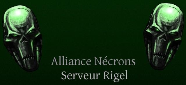 Alliance Necrons