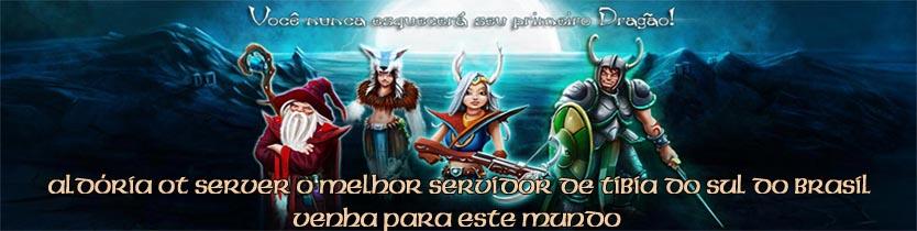 Tibia Aldoria OT Server