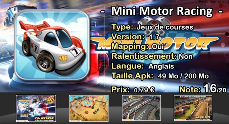 Les jeux Android's bien adaptables à la Gamepad Mini_m10