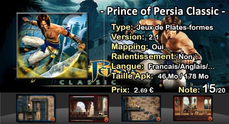 Les jeux Android's bien adaptables à la Gamepad Prince10