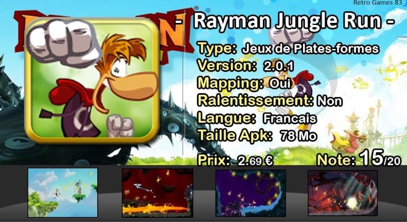 Les jeux Android's bien adaptables à la Gamepad Rayman10