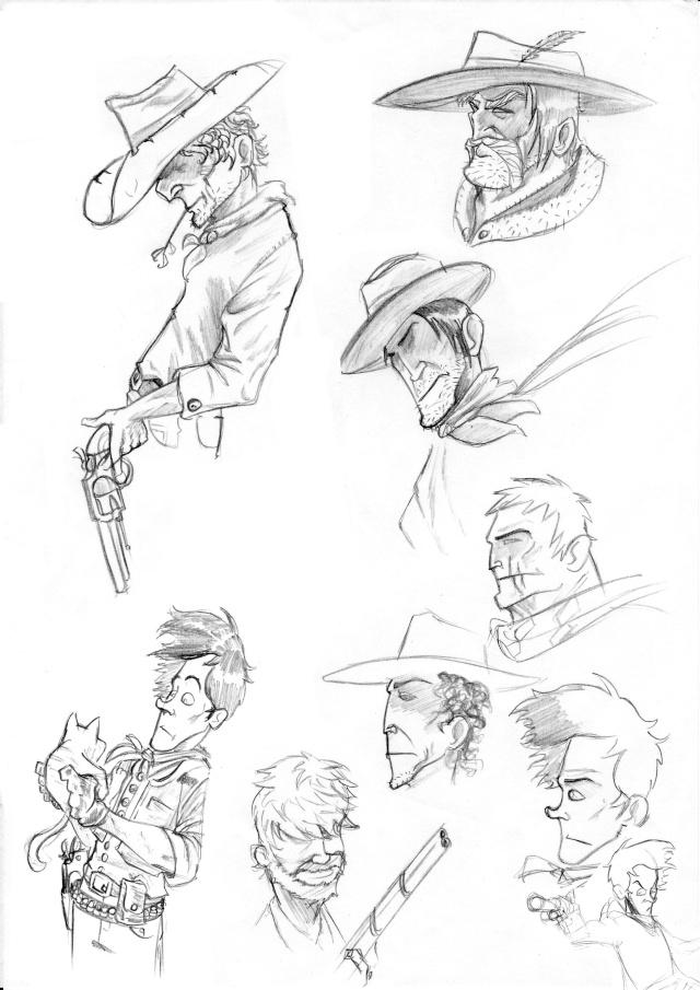 La galerie de BloodG Sketch11
