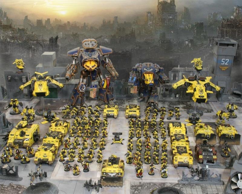 Warhammer 40K (figurines diverses trouvées sur internet! ) - Page 19 15074510