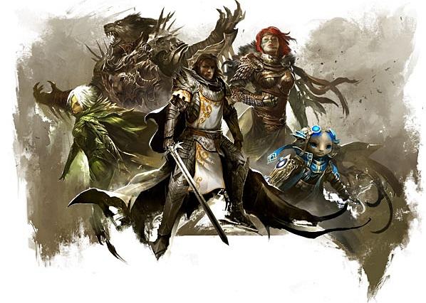 Guildwars2 - Guilde Légendes Et Lyres