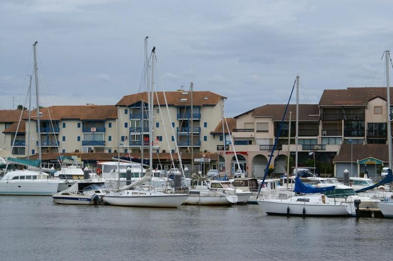 Location vacances T2 avec garage Capbreton/Hossegor sur le port de plaisance, 40130 Capbreton (Landes) Princi10