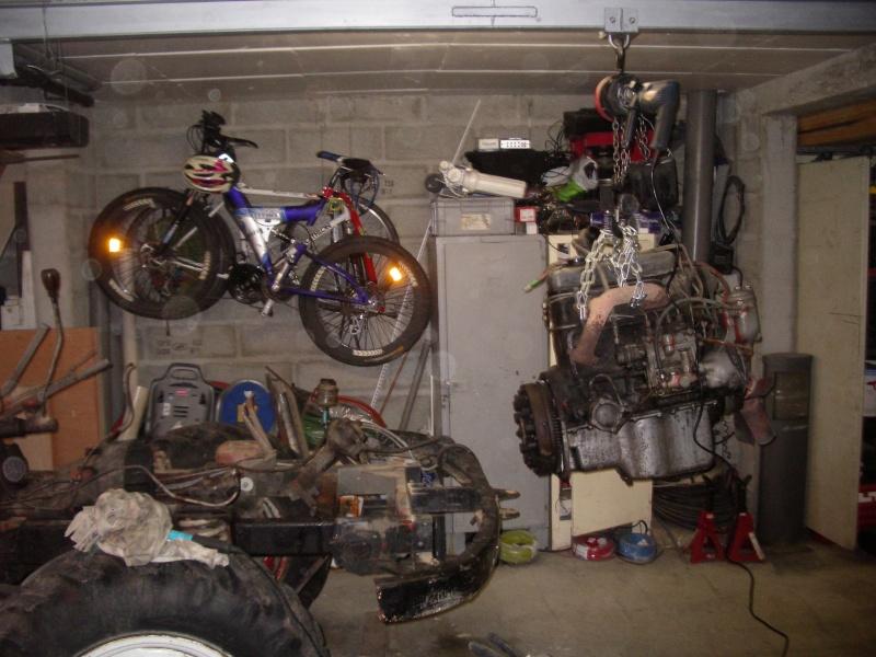 Changement moteur 411 Imgp0712