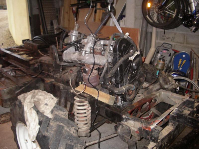 adaptation moteur peugeot sur 411 Imgp0715