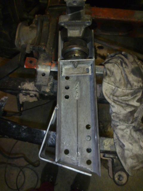 adaptation moteur peugeot sur 411 P1020416