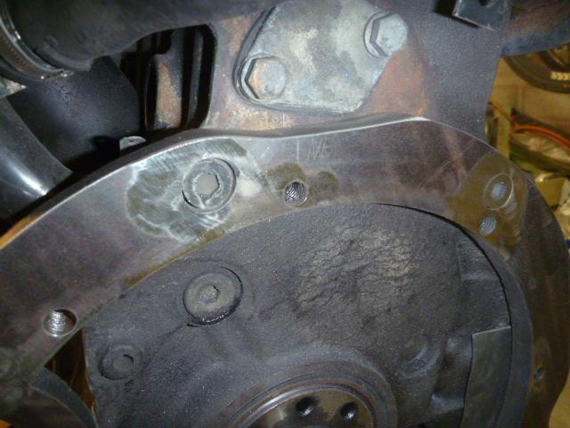 adaptation moteur peugeot sur 411 P1020421