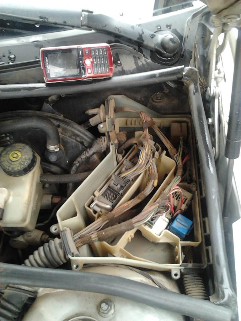 E36 Fuel Pump >> [ BMW E46 320d 136ch an 2001 ] difficultés de demarage en ...