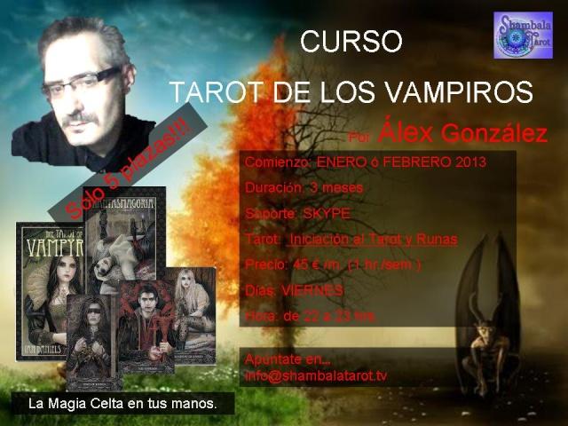 Álex González: Tarot Vampírico Curso_13