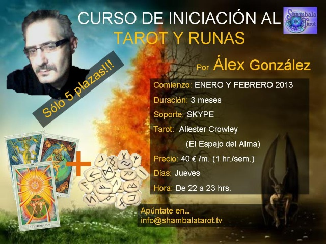 Álex González: Tarot Aleister Crowley + Runas Curso_15