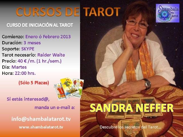 Sandra Neffer: Curso de Tarot Rider Waite Curso_16