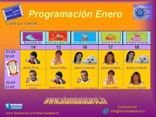 Programación 14-18 Enero 2013 Progra13
