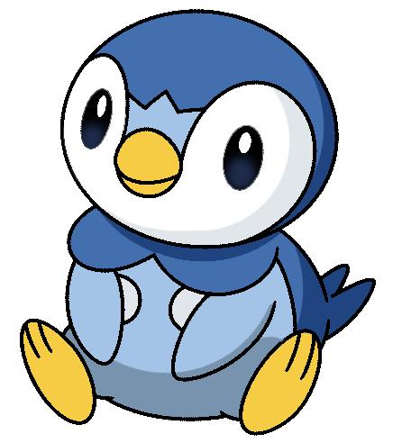 Favorite Pokemon Legendary & Starter Piplup11