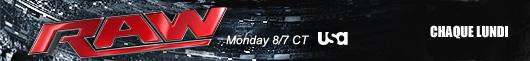 WWE Monday Nigth Raw
