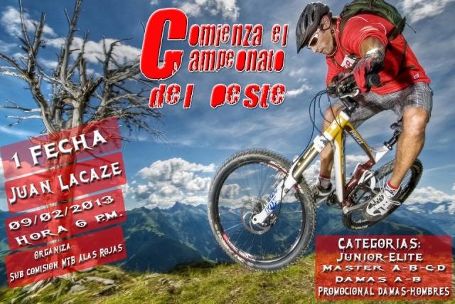 1º Fecha - Juan Lacaze - 2013 - Campeo10