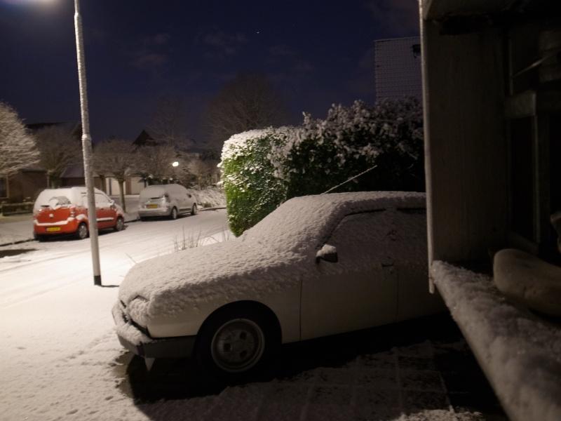 GSA dans la neige... R0011810